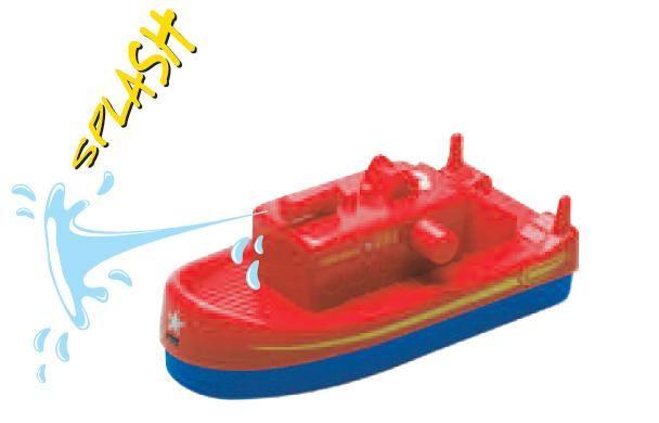 Hasičská loď AquaPlay