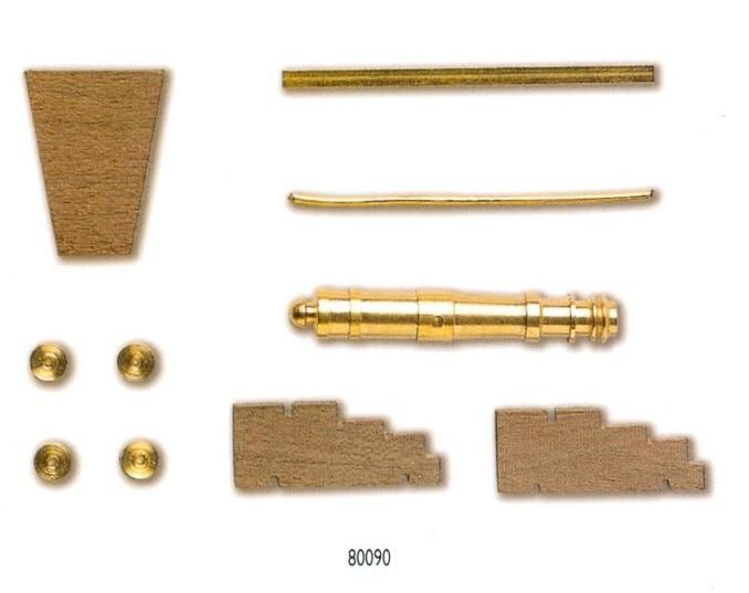 Dělo - 35x5,5 mm Constructo