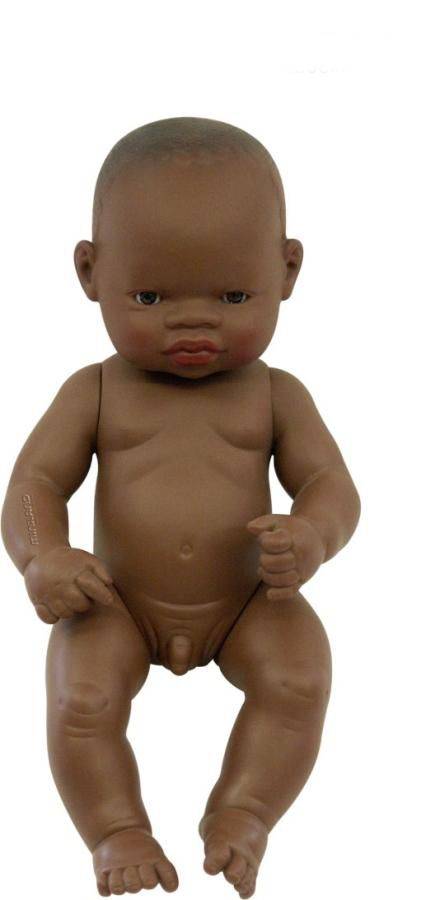 Chlapec Afričan 32 cm Miniland