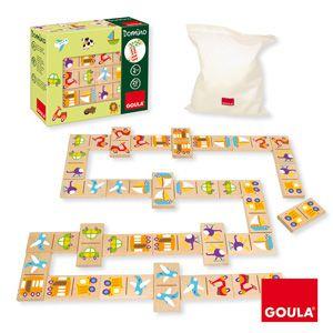 Domino Dopravní prostředky Goula