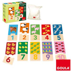 Puzzle Duo Goula