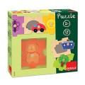 Puzzle - vkládanka Goula