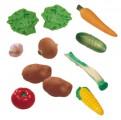 Zelenina 11 ks Miniland