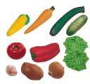 Zelenina košík 11 ks