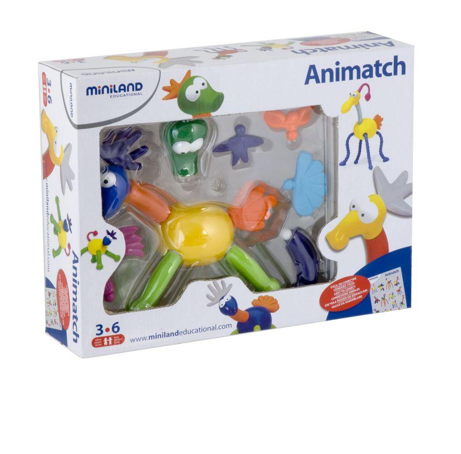 Animatch stavebnice Miniland