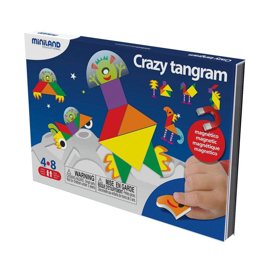 Crazy tangram Miniland