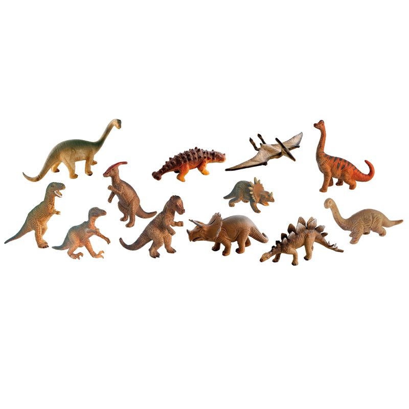Dinosauři 12 ks box Miniland