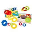 Math barevné kroužky Miniland