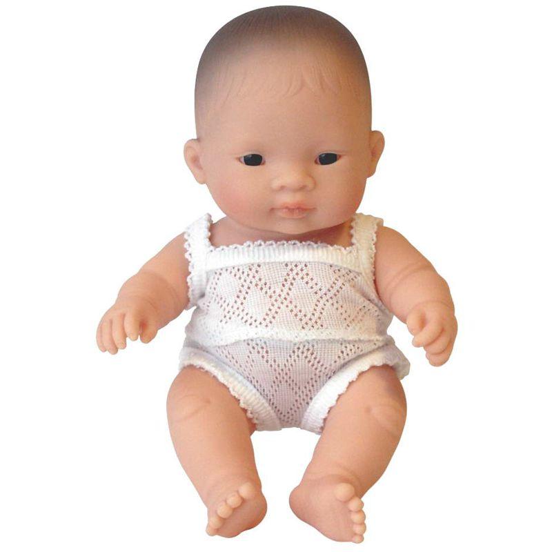 Miminko Asiat děvče 21 cm Miniland