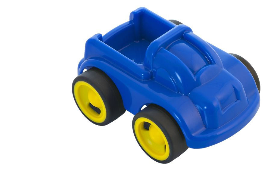Minimobil sada 9cm/36ks Miniland