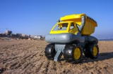 Monster truck Miniland