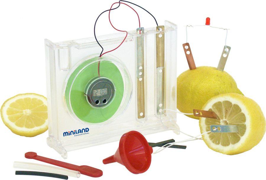 Přírodní baterie Miniland