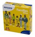 Africká rodina Miniland
