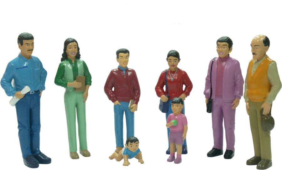 Jihoamerická rodina Miniland