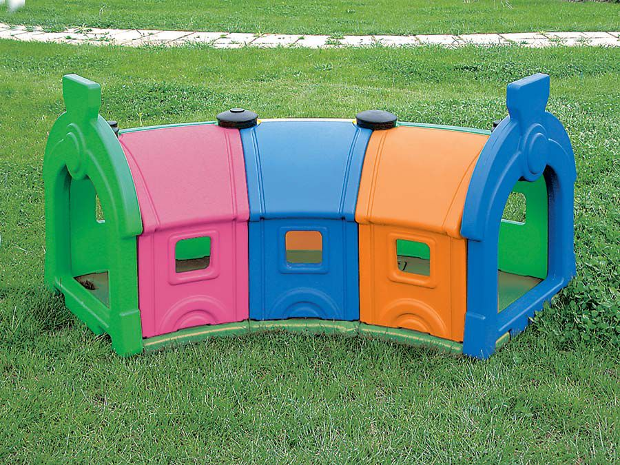 Wagon Toy Basic set Italveneta Didattica