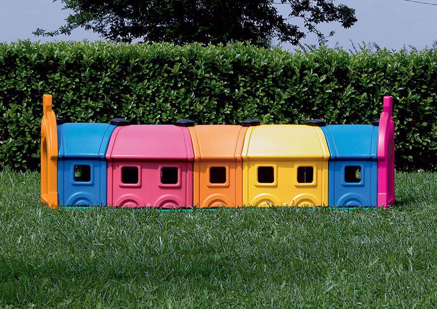 Wagon Toy model B Italveneta Didattica