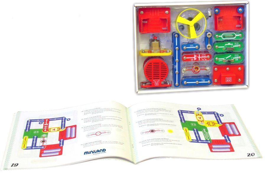 Elektrokit 88 experimentů Miniland