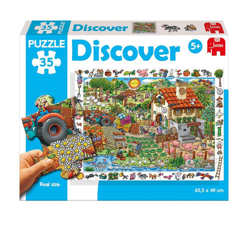 Farma discover Diset