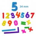Magnetické číslice 162ks Miniland