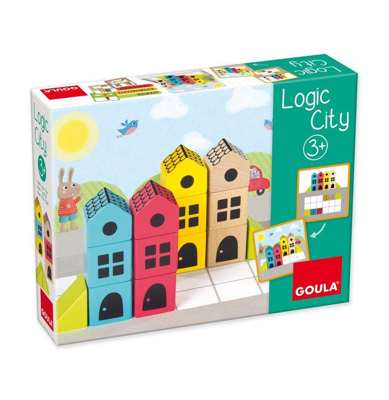 Město Logic Goula
