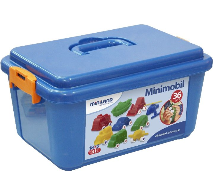 Minimobil 36 ks Miniland