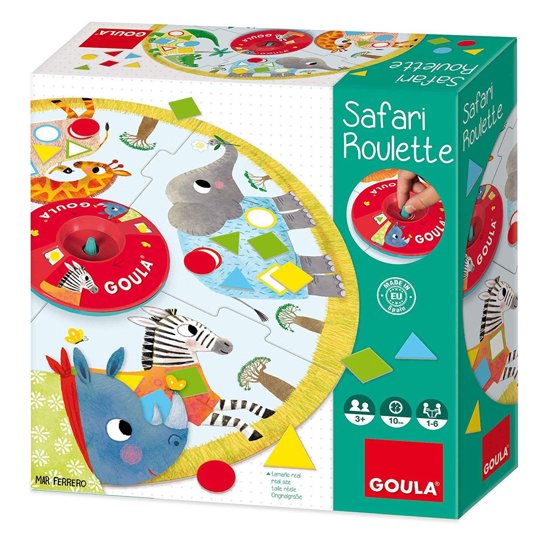Safari ruleta Goula