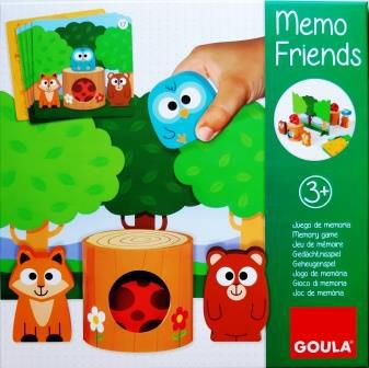Memo Přátelé Goula