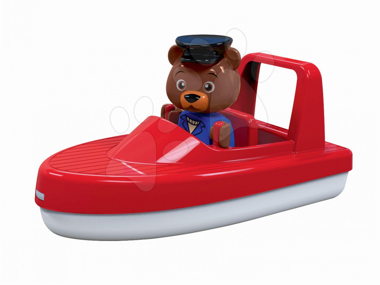 Motorový člun Aquaplay
