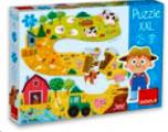 Puzzle XXL Farma