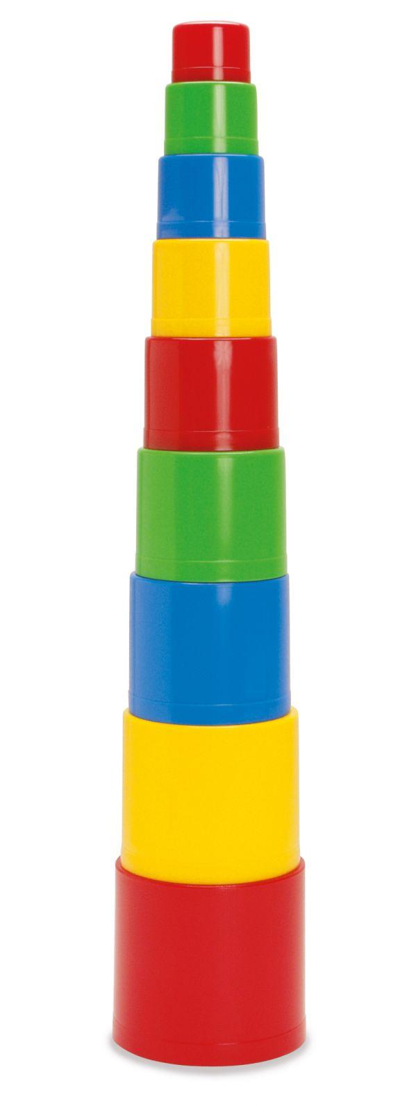 Věž 9ks Dantoy