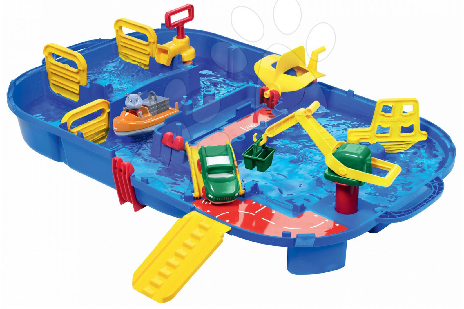 Vodní svět LockBox AquaPlay
